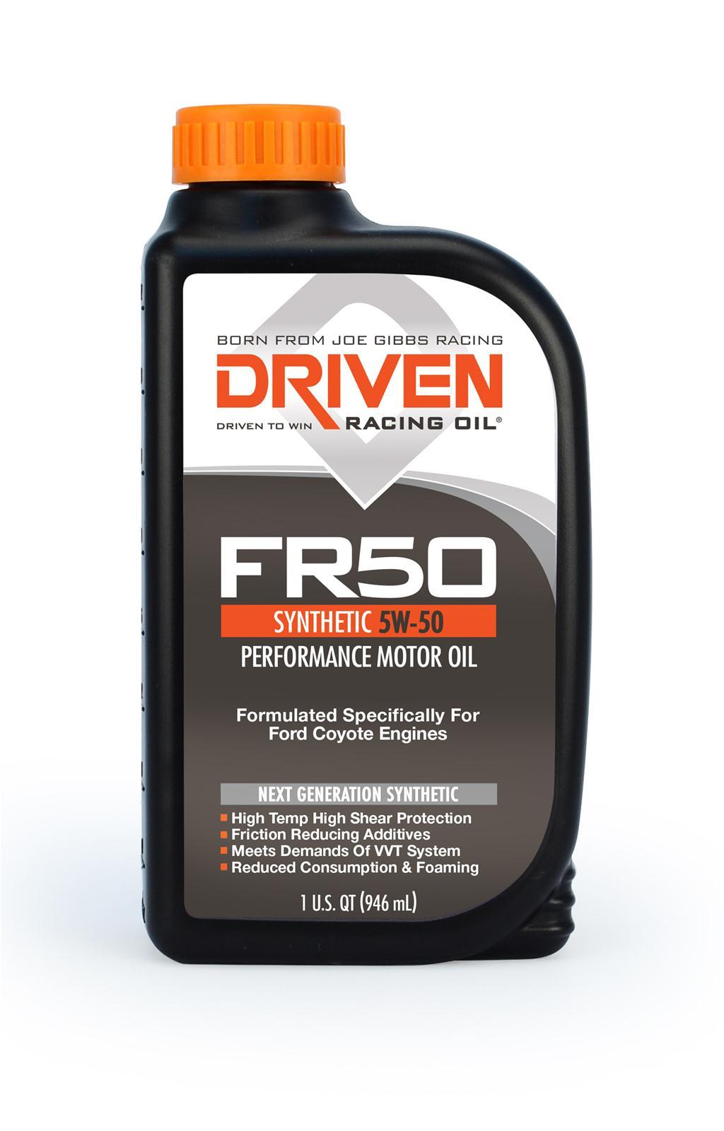 Driven Oil - Huile Sport FR50 - 5W50