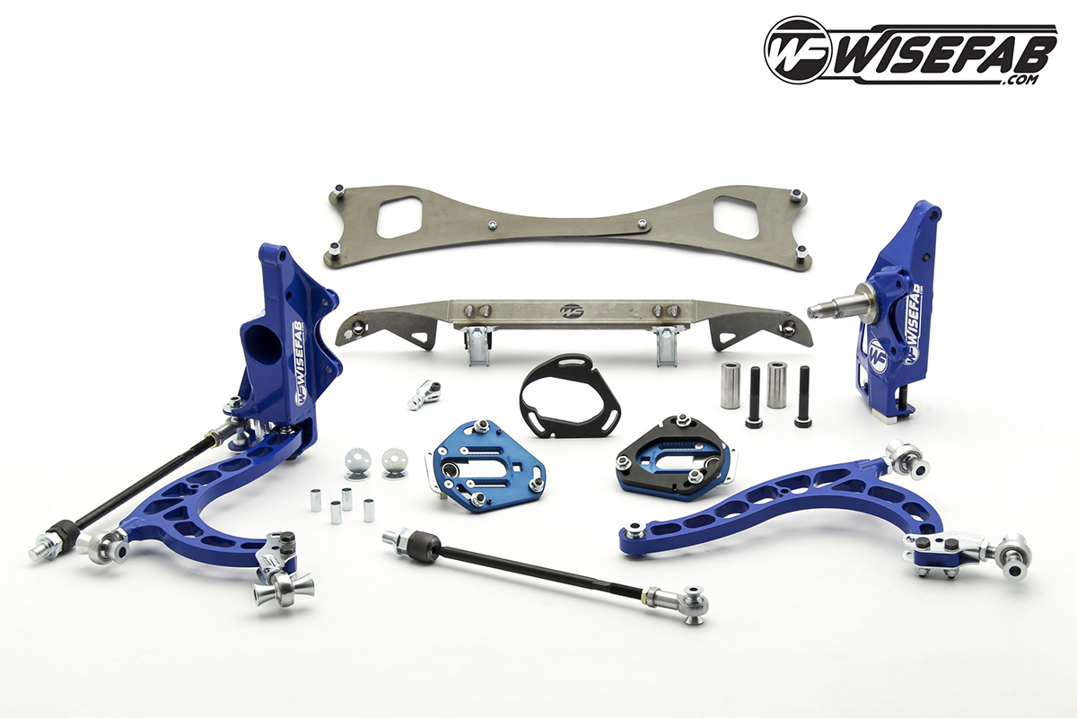 Wisefab - Kit Grand Angle ULTIMATE - Nissan S13