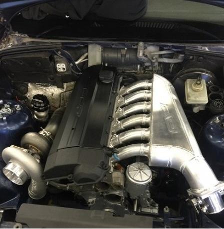 Badassparts - Kit Turbo Race Max - BMW E36 M50/M52